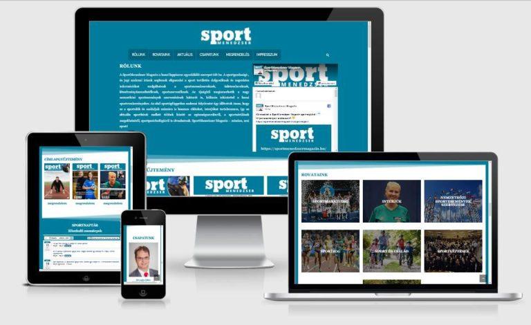 SportMenedzser Magazin - Hernyák Gábor e.v.