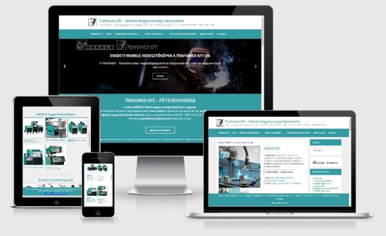 TRAFOMEX Kft. hegesztéstechnikai webkatalógusa - Hernyák Gábor e.v.