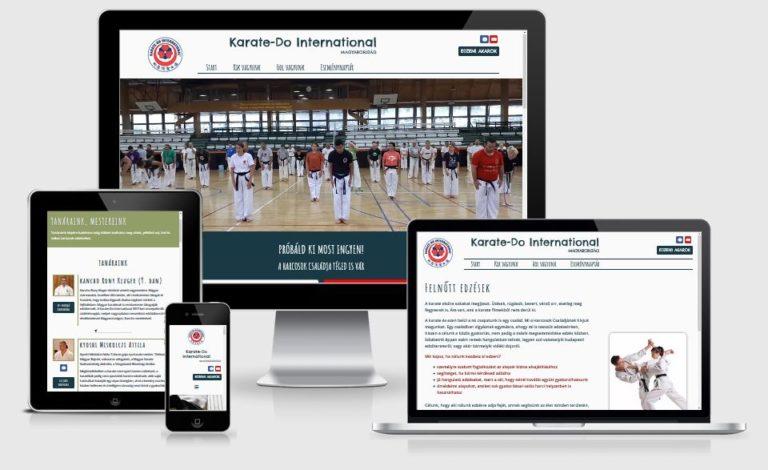 Karate-Do International Magyarország - Hernyák Gábor e.v.